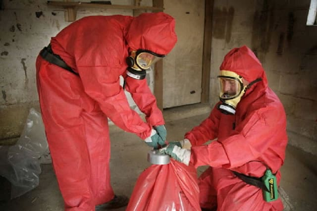 Safeline Environmental professional asbestos removal work is available UK-wide