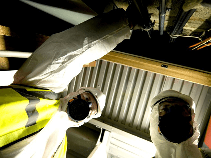 asbestos survey west midlands